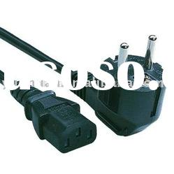 Sell A/C European Standard Power Supply Cords and Plugs