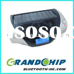 Solar technology car air cleaner to keep you car air clearly