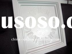 Square aluminum ceiling tiles/Ceiling panels for suspended ceilings