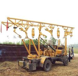 Strong Deep Water Well Drilling! S400 400m Rotary Water Well Drilling Rig
