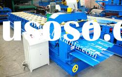 XF768/840 Double Layer Tile Roof Roll Forming Machine