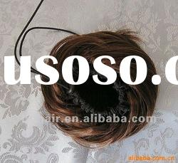 fashion synthetic hair bun hair chignon