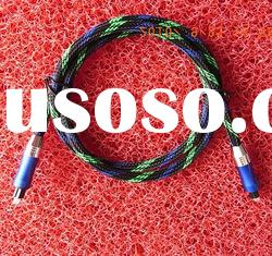 fiber power cable/Toslink fiber cable/ Optical fiber cable/optical audio cable/digital optical cable
