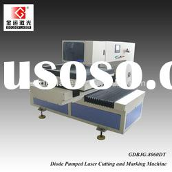 laser cutting and engraving machine for metal