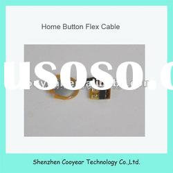 mobile phone replacement home button flex cable for iphone 3g original new paypal is accepted