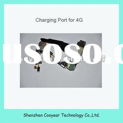 original new for iphone 4g data dock connector charger port white black paypal is accepted