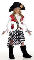 pirate stage carnival costume for kids