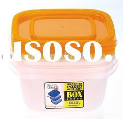 plastic food container/food storage