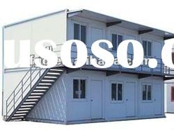 steel prefabricated house for construction site