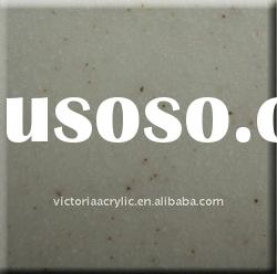 100% Acrylic/pure acrylic artificial stone solid surface sheet