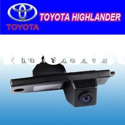 170 Degree IP68 Wateroproof Night Vision Rear View Camera for TOYOTA HIGHLANDER