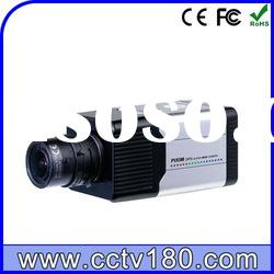 1/3 sony super had ccd 480tvl color box camera,D-WDR,BLC, HLC,Back focus adjustable, OSD Menu