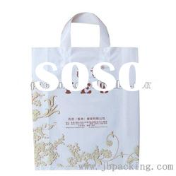 2012 Beautiful printed pe t-shirt plastic bag(JA-120300)