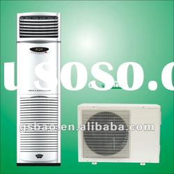 220v/50hz 1.5ton, 2ton, 2.5ton, 4ton floor standing split type air conditioner units