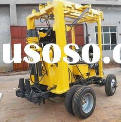 600m drilling depth water well drilling rig hydraulic drilling rig rock expert!