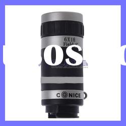6X18 Optical Zoom Lens Camera Telescope for iPhone 4 4G