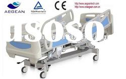 AG-BY003 Luxurious Embedded-operator Electric Hospital Bed