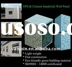 Best price for sandwich panel prefabricated wall
