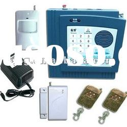 Cheap PSTN Wireless Auto-dial Burglar Alarm System ,Home security alarm system