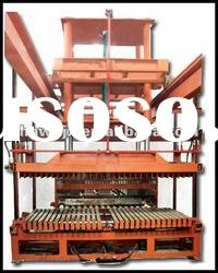 China brick making machine production line--Full-automatic brick setting machine