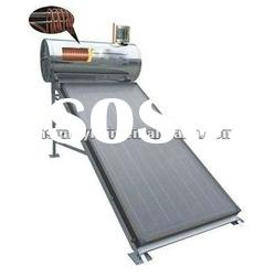Flat Pressurized Solar Water Heater System