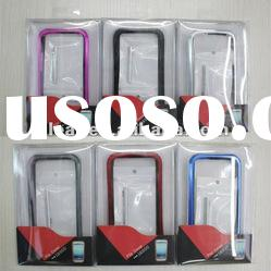 For SamSung GALAXY SIII i9300 bumper case aluminium bumper case