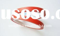 High Temperature Masking Crepe Paper Tape Red Color