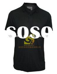 High quality jacquard polo shirt for men