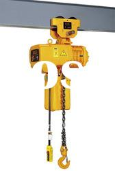 Hot sale!ELK 1 ton electric chain hoist with handle trolley