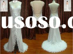 Hot selling Special Exquisite Work New Style Mermaid Wedding Gown