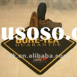 Logo Mat With Rubber Backing