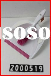 Plastic Dustpan with Brush Set for table cleaning