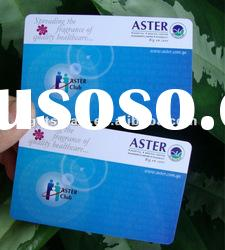 Quality Printing RFID Card for Hospital membership Card