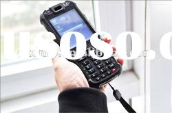 Rugged PDA Terminal support Barcode Scanner and GPS