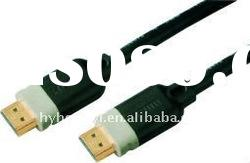 Supper speed HDMI av converter cable with good quality/male to male hdmi cable