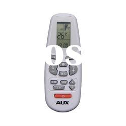 Universal A/C remote control for AUX brand air conditioner