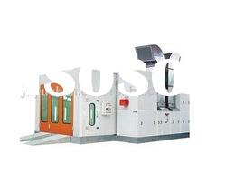 china supplier car spray booth vehicle maintenance equipment