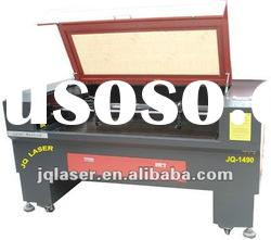 dual heads MDF&wood&die board cutting and engraving laser machine