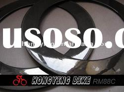 full carbon rims clincher 88mm(accept sample)