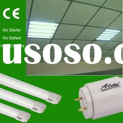 interior office fluorescent T8 energy saving lighting tube