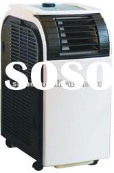 mechanical control cooling and heating type portable air conditioner