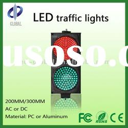 new design traffic light led