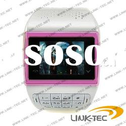 new products 2011 phone watch mobile