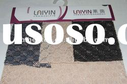 polyester and rayon araneose jacquard dyeing knitted fabric