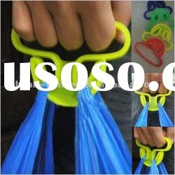 shopping bag handle plastic grocery bag holder