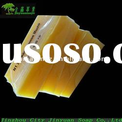 yellow transparent soap 150g TFM45%