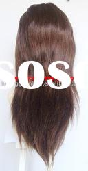 100% high quality human hair Lace Front wigs are available in stock