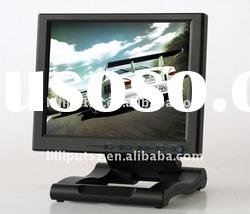 10.4 inch Desktop touch screen hdmi monitor