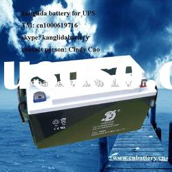 12v65ah deep cycle UPS BATTERY