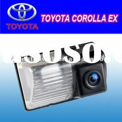 170 Degree IP68 Wateroproof Night Vision Rear View Camera for TOYOTA PRADO 2011